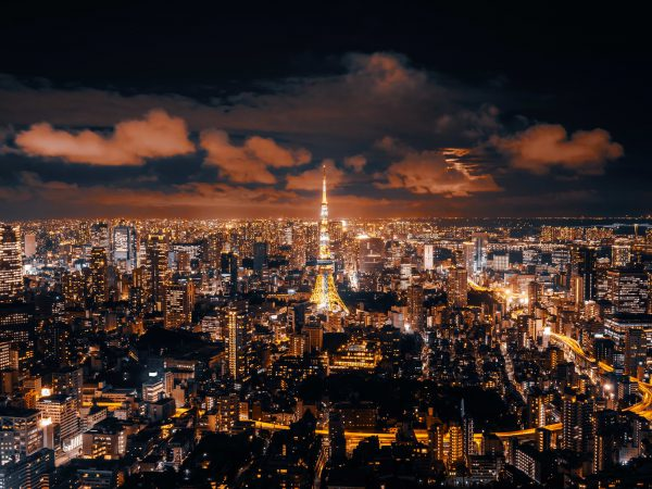 4 great things about Tokyo