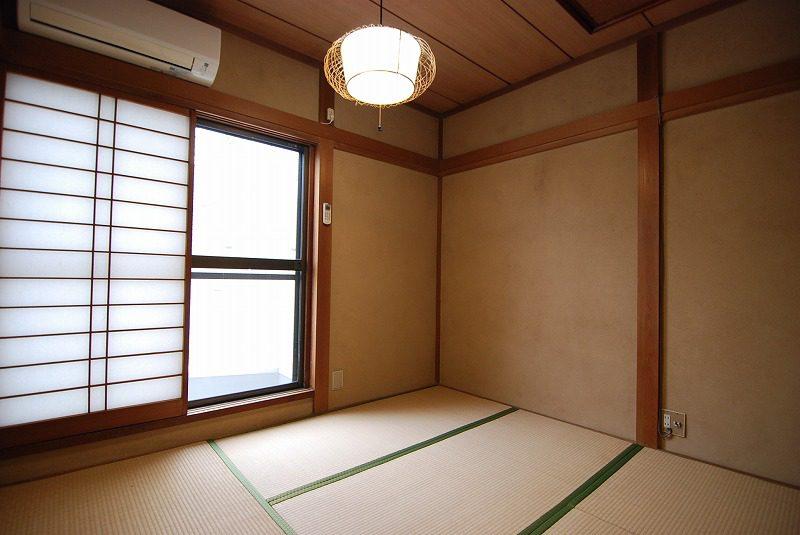 2nd floor tatami room