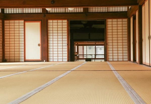 How to clean tatami room